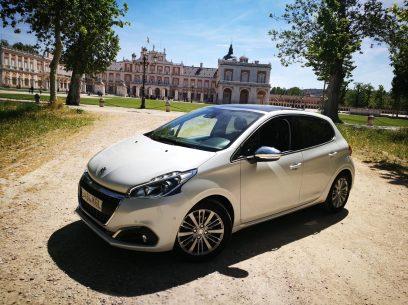 Exterior Peugeot 208 1.2 Puretech 82 Allure