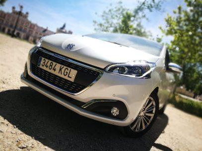 Frontal Peugeot 208 1.2 Puretech 82 Allure