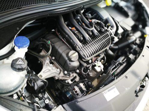 Motor 1.2 Puretech 82