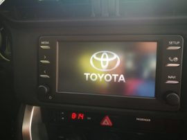 Toyota Touch 2 & Go