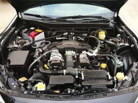 Motor Boxer GT 86