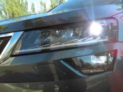 Faros Full Led Skoda Karoq