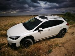 Subaru XV Off road