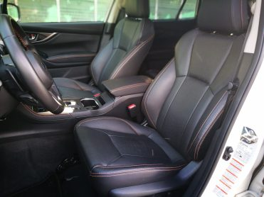 Asientos Subaru XV