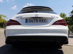 Portón maletero Mercedes-Benz CLA AMG 45 Shooting Brake