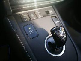 Selector del cambio Toyota Auris Hybrid