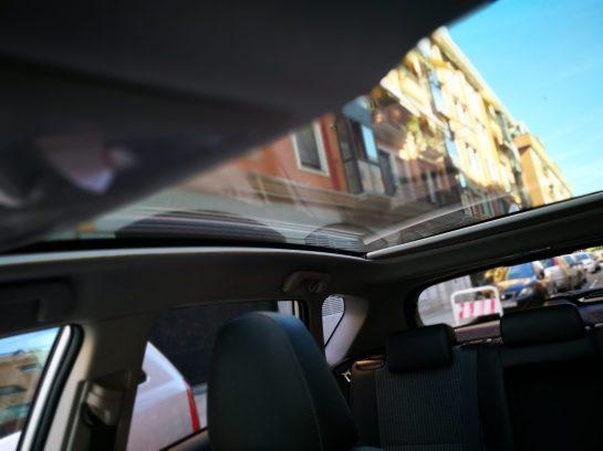 Techo panorámico Toyota Auris Hybrid Advance