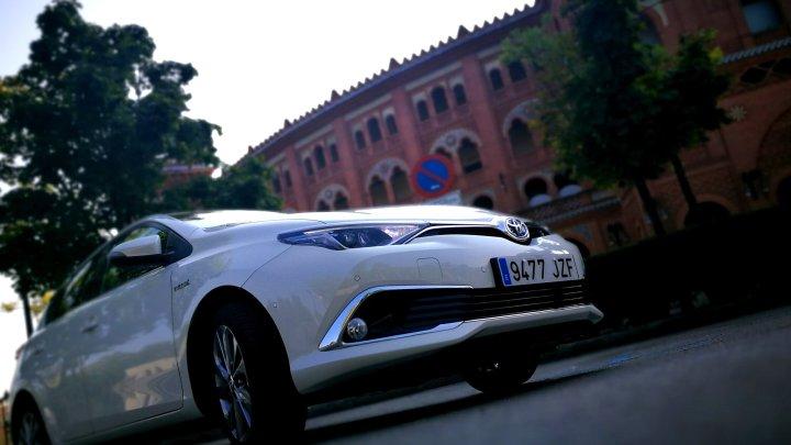 Probamos el Toyota Auris Hybrid Advance 140H