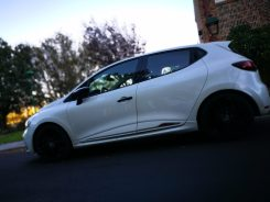 Perfil Clio RS Trophy