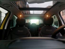Fiat 500 L Cross interior