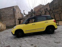 Fiat 500 L Cross lateral