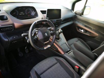 Interior Peugeot Rifter GTLine