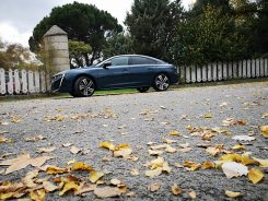 Peugeot 508 GT CAR and GAS