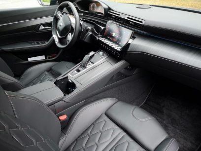 Asientos Piel nuevo Peugeot 508
