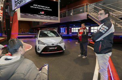 Toyota Yaris GR-SPORT Ambiente (76)