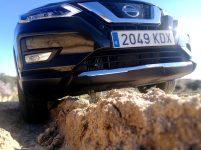 Nissan Xtrail fuera del asfalto