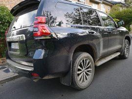 Toyota Land Cruiser VXL