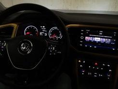 Vista nocturna interior Volkswagen T-Roc
