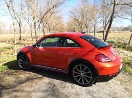 Beetle 2.0 TSI 220 Rline
