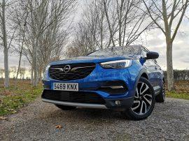 Frontal Opel GrandlandX
