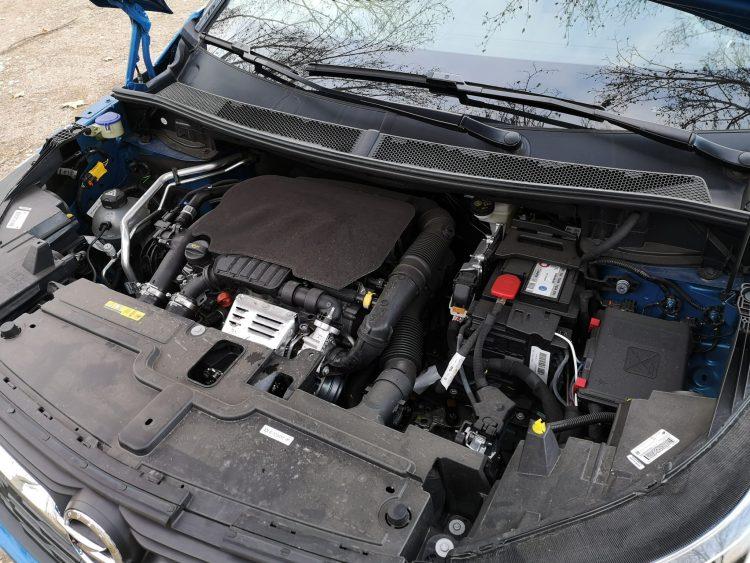 Motor 1.2 Turbo de 130 CV