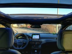 Interior Ford Focus ST-Line