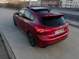 Trasera Ford Focus ST-Line