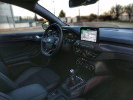 Interior Ford Focus ST-Line