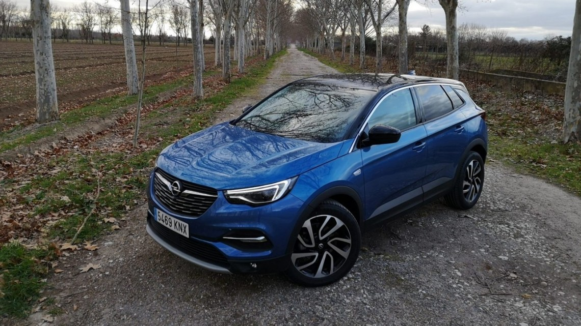 opel grandland x 1 2 turbo 130 ultimate car and gas. Black Bedroom Furniture Sets. Home Design Ideas
