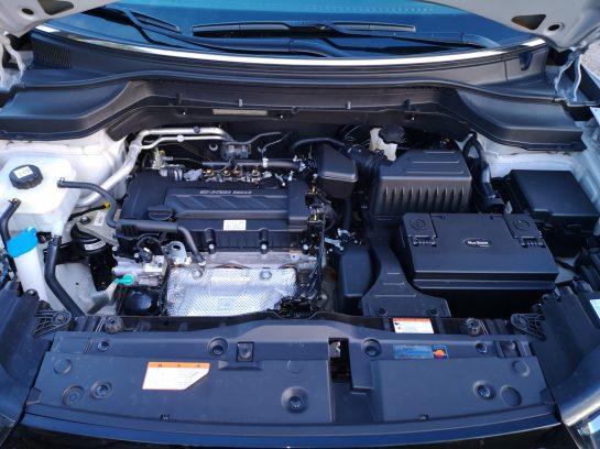 Motor Tivoli D16 GLP