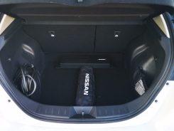 Maletero Nissan Leaf