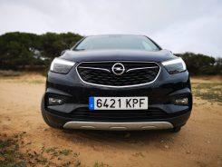 Detalle frontal Opel Mokka