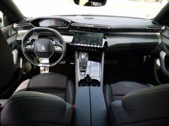 Vista interior Peugeot 508 SW GTline