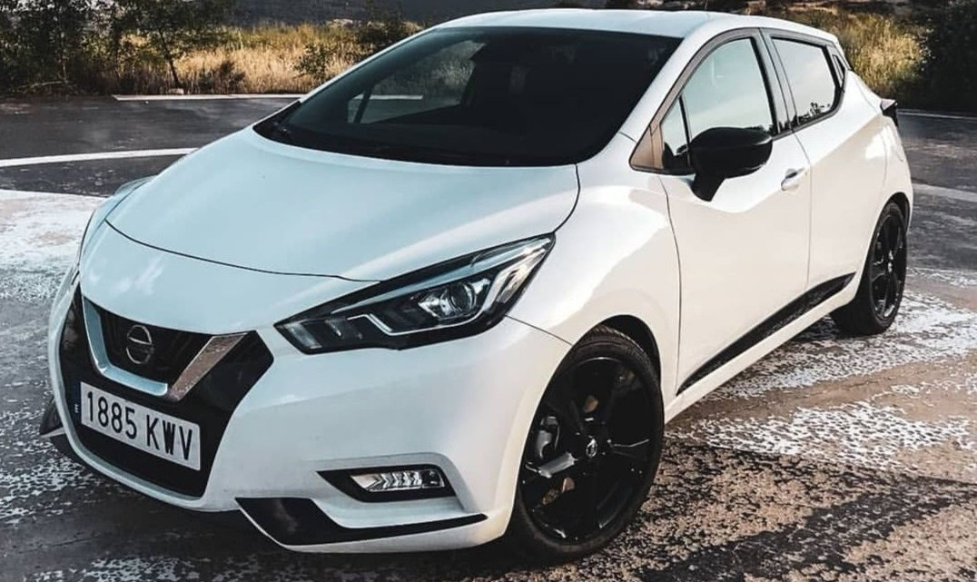 Nissan Micra N Sport portada