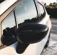 Nissan Micra N Sport retrovisores carbon look