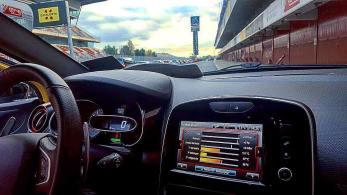Renault Clio RS - Jordi Interior