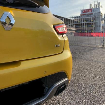Renault Clio RS - Jordi trasera