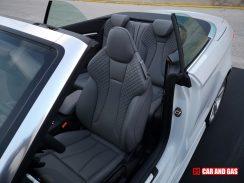 Asientos Audi A3 cabrio