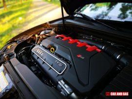 Bloque 2.5 TFSI 400 CV y 480 NM - Audi RS3 Sportback