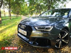 Frontal Audi RS3 Sportback