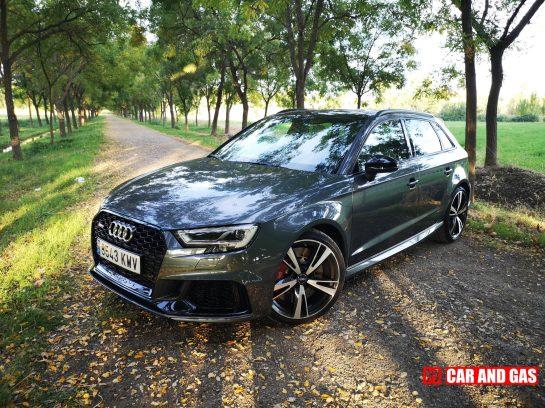 Audi RS3 Sportback Exterior