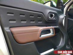 Paneles de puertas delanteras Citroen C5 Aircross Shine
