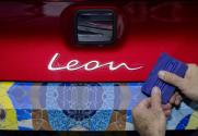 Grafía León