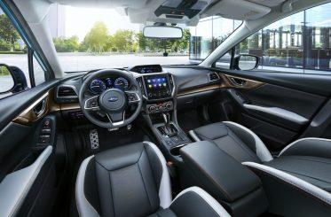 Subaru XV ECO HYBRID interior (1)