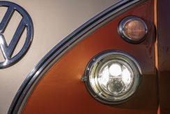 Faros delanteros LED