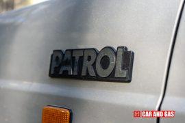Detalle Nissan patrol