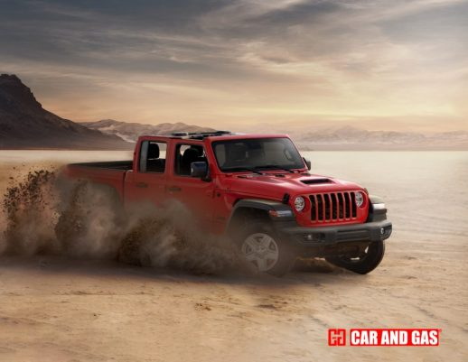 Jeep Gladiator - @Mariomartinez23 para Car & Gas-4