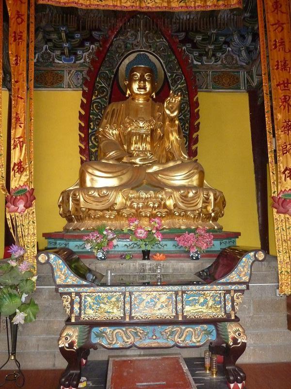 al tempio di Zhangjiajie