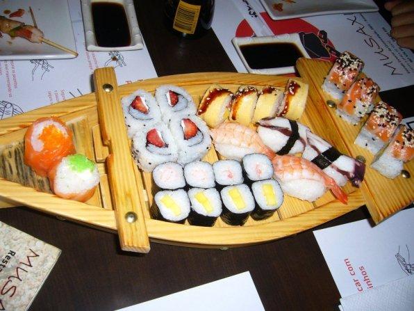 Musaxi II | O sushi