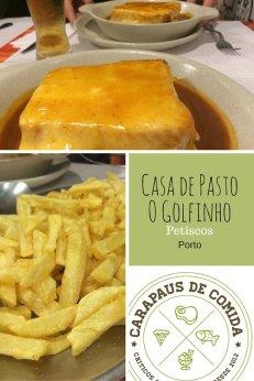 O Golfinho | Porto | Carapaus de Comida